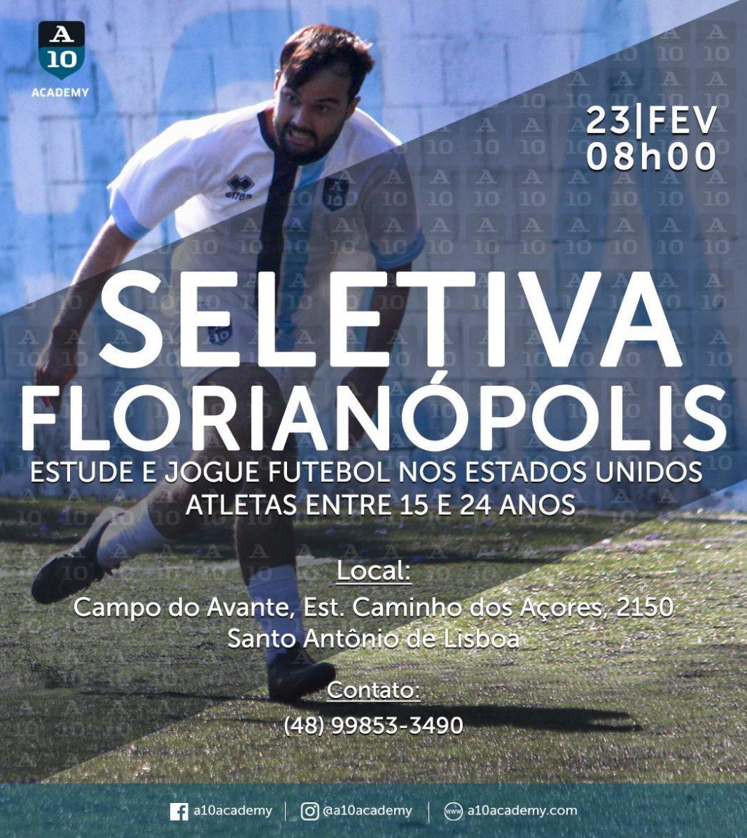 seletiva florianopolis